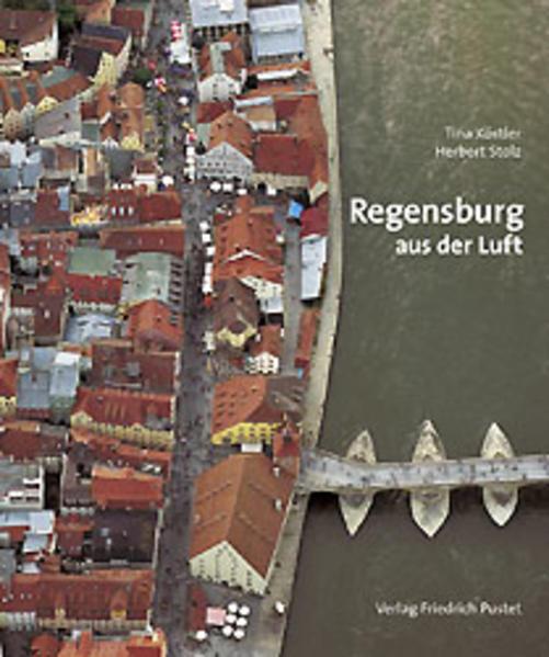 Regensburg aus der Luft als Buch