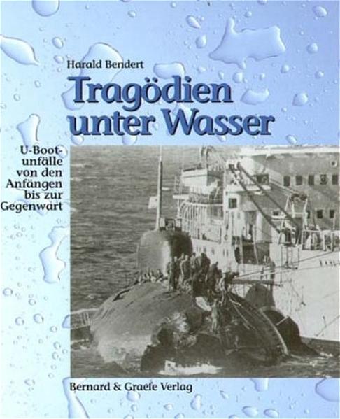 Tragödien unter Wasser als Buch