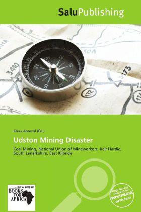 Udston Mining Disaster als Buch von
