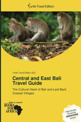 Central and East Bali Travel Guide als Buch von