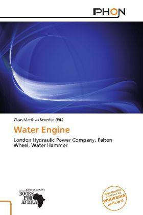 Water Engine als Buch von