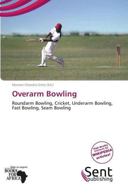 Overarm Bowling als Buch von