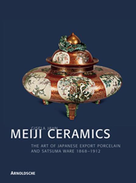 Meiji-Keramik. Englische Ausgabe als Buch