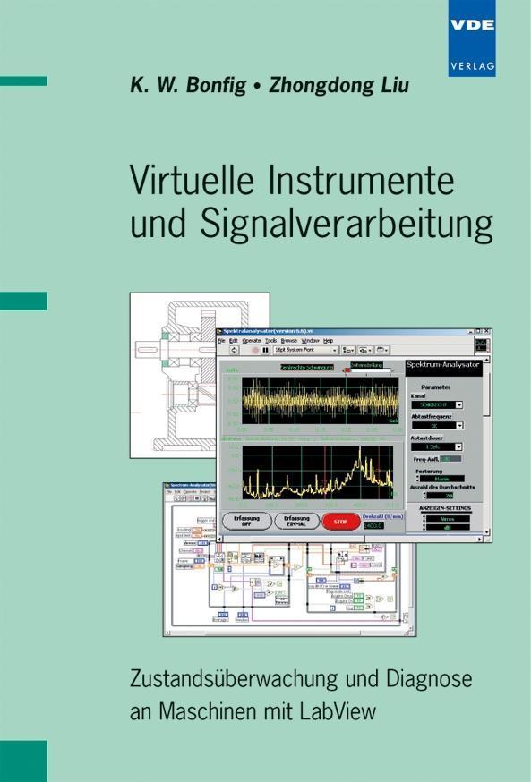 Virtuelle Instrumente und Signalverarbeitung als Buch