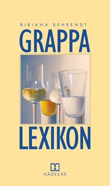 Grappa-Lexikon als Buch