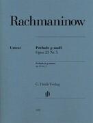 Prélude g-moll op. 23 Nr. 5