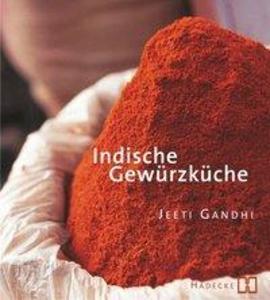 Indische Gewürzküche als Buch (gebunden)