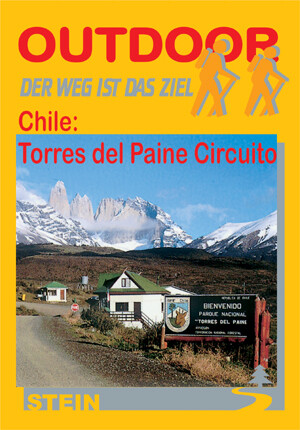 Chile: Torres del Paine Circuito. OutdoorHandbuch als Buch