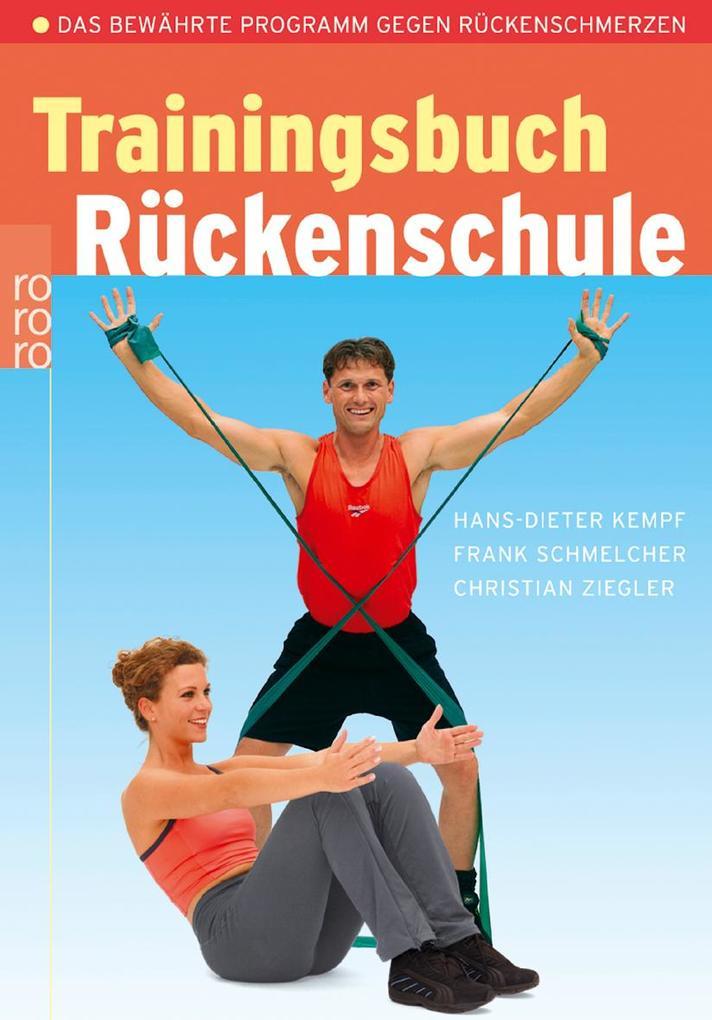 Trainingsbuch Rückenschule als Taschenbuch
