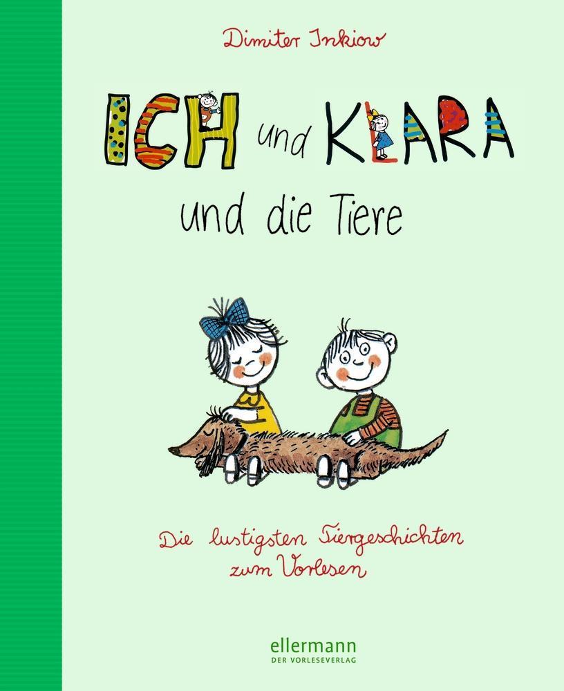 Ich und Klara und die Tiere als Buch
