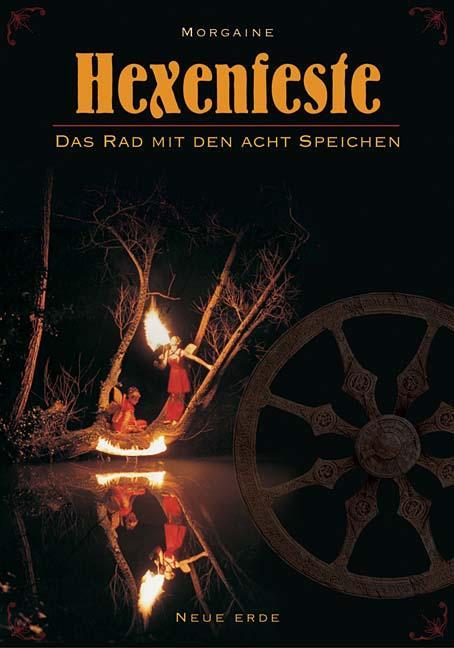 Hexenfeste als Buch (kartoniert)