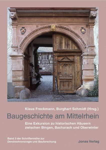 Baugeschichte am Mittelrhein als Buch