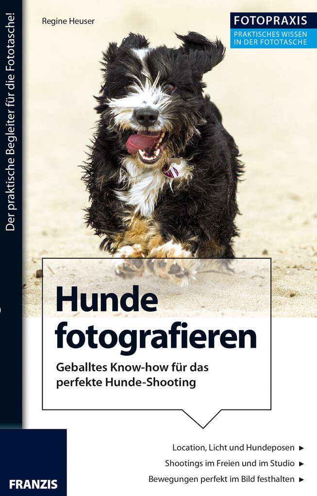 Foto Praxis Hunde fotografieren als eBook Downl...