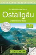 Bruckmanns Wanderführer Ostallgäu und Tannheimer Berge