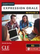Expression Orale, Niveau 3 - 2ème édition. Buch + Audio-CD