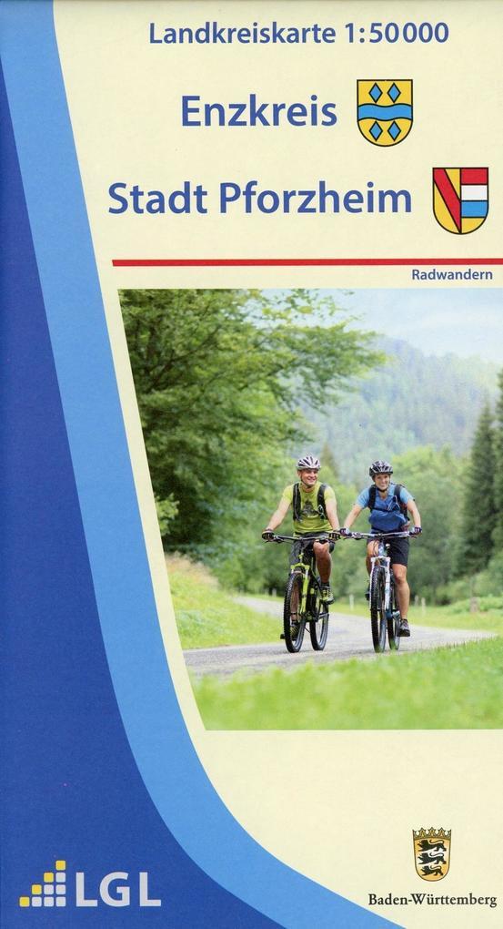 Landkreis Enzkreis Pforzheim RW als Buch von