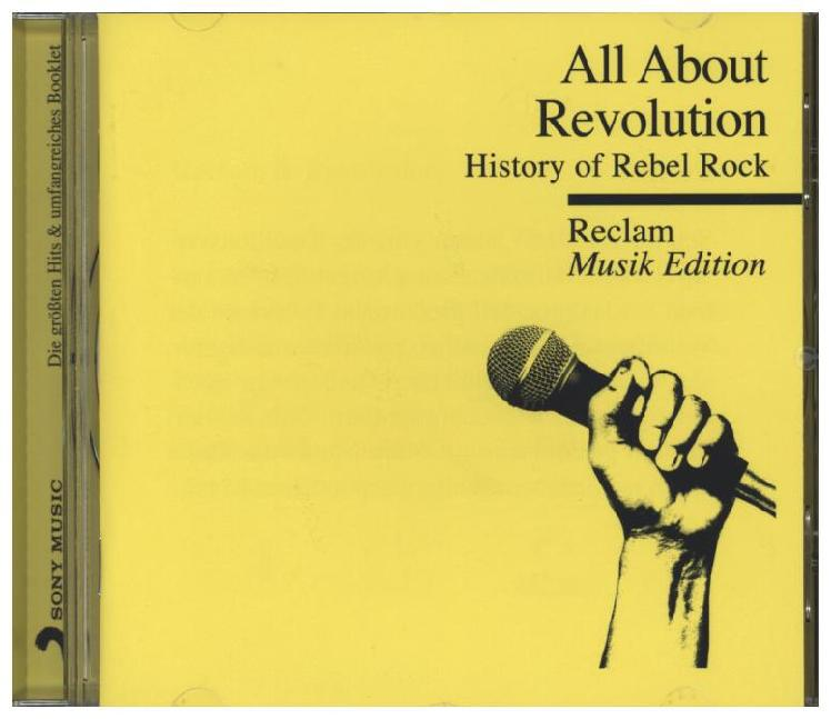 All About - Reclam Musik Edition 6 Revolution