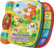 VTech 166704 - Babyspielzeug, Mein erstes Liederbuch