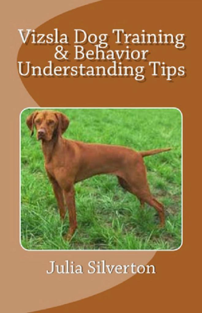 Vizsla Dog Training & Behavior Understanding Ti...
