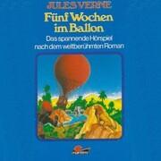 Jules Verne, Fünf Wochen im Ballon
