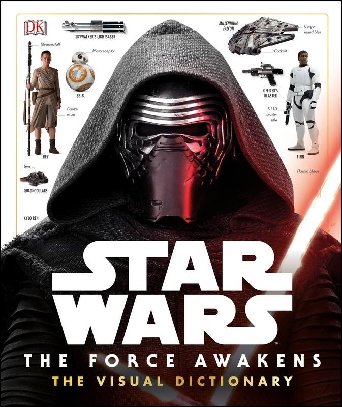 Star Wars: The Force Awakens Visual Dictionary als Buch