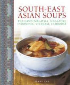 South - East Asian Soups als Buch von Terry Tan