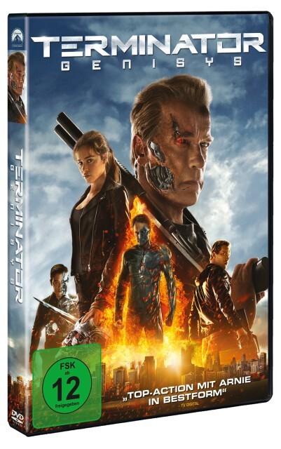 Terminator: Genisys als DVD