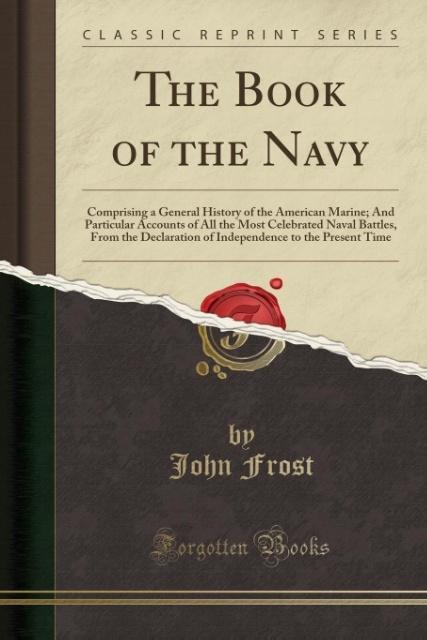 The Book of the Navy als Taschenbuch von John F...