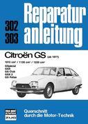 Citroen GS - 1015cm³/1130cm³/1220cm³ ab 1977