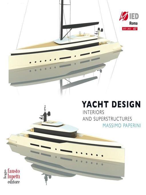 Yacht design als eBook Download von Massimo Pap...