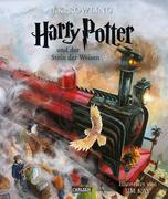 Harry Potter 1 und der Stein der Weisen. Schmuckausgabe