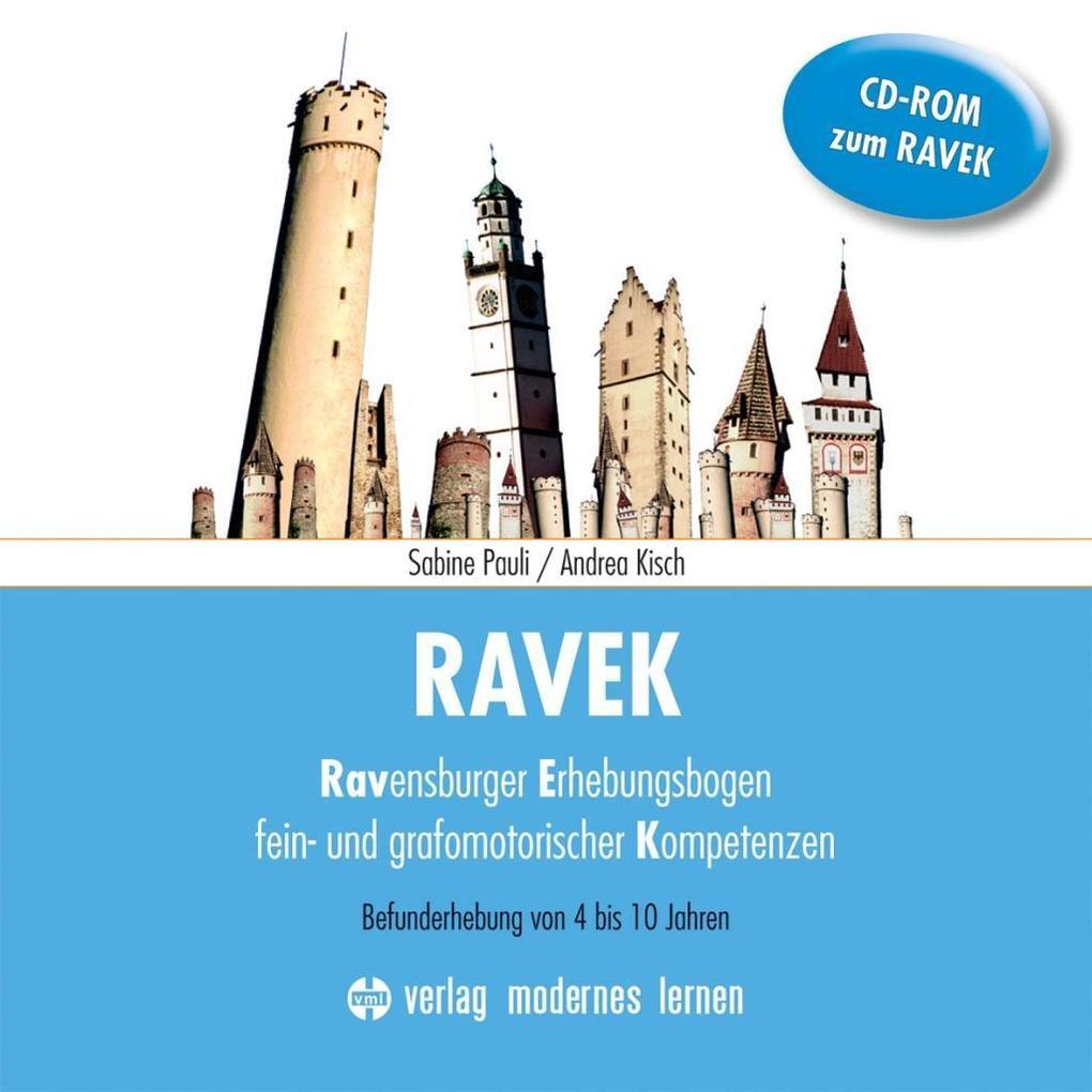 RAVEK CD-ROM 2016