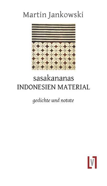 sasakananas als Buch von Martin Jankowski