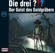 Europa - CD Drei ??? Der Geist des Goldgräbers, Folge 177