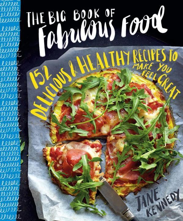 Big Book of Fabulous Food als Buch von Jane Ken...