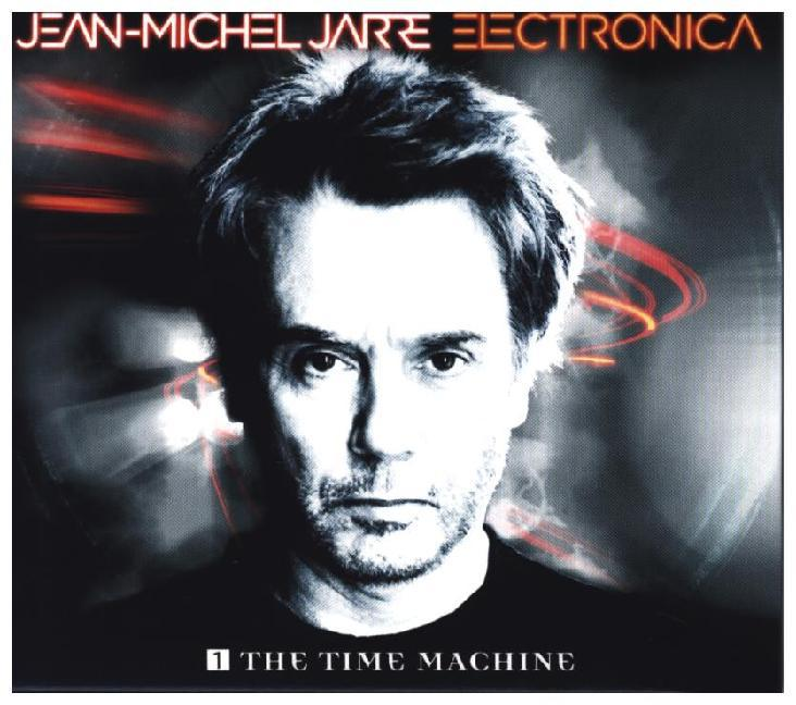 Electronica 1: The Time Machine als CD
