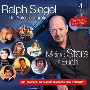 Ralph Siegel - Die Autodiscografie