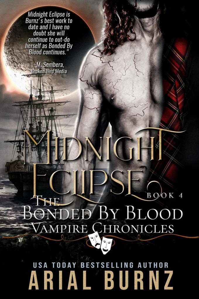 Midnight Eclipse (Bonded By Blood Vampire Chron...