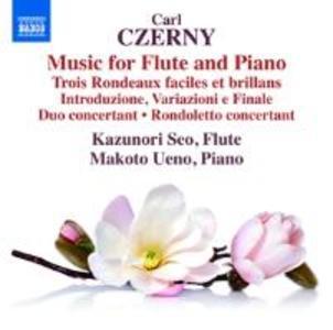 Musik für Flöte und Klavier