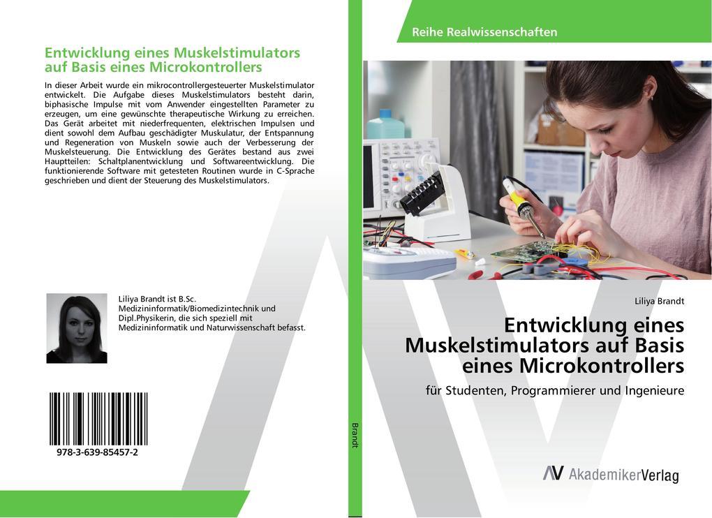 Entwicklung eines Muskelstimulators auf Basis e...