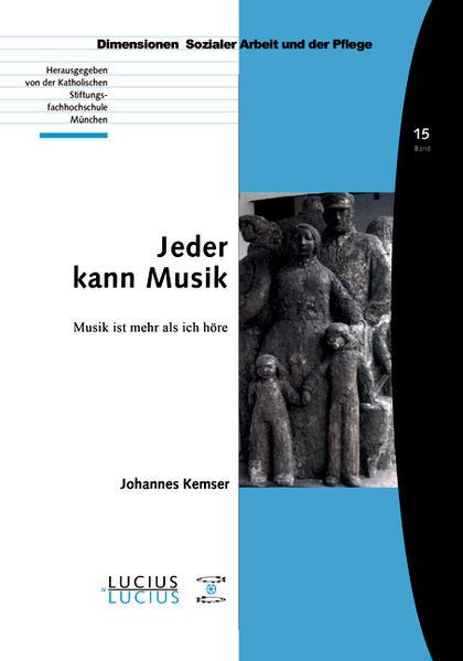 Jeder kann Musik als Buch von Johannes Kemser