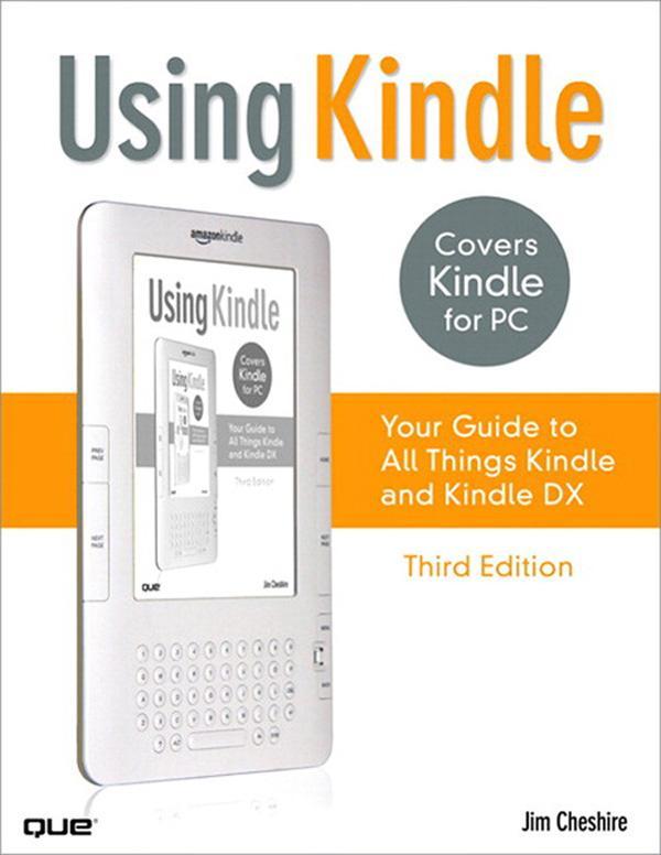 Using Kindle als eBook Download von Jim Cheshire