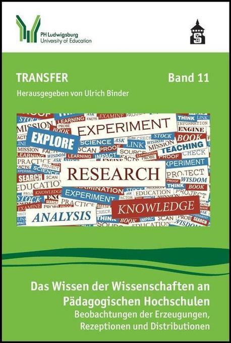 Das Wissen der Wissenschaften an Pädagogischen ...