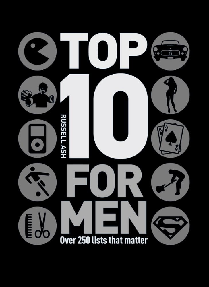 Top 10 for Men als eBook Download von Russell Ash