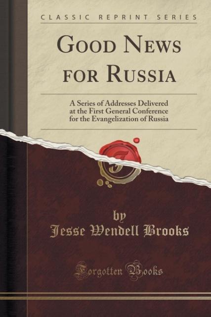Good News for Russia als Taschenbuch von Jesse ...