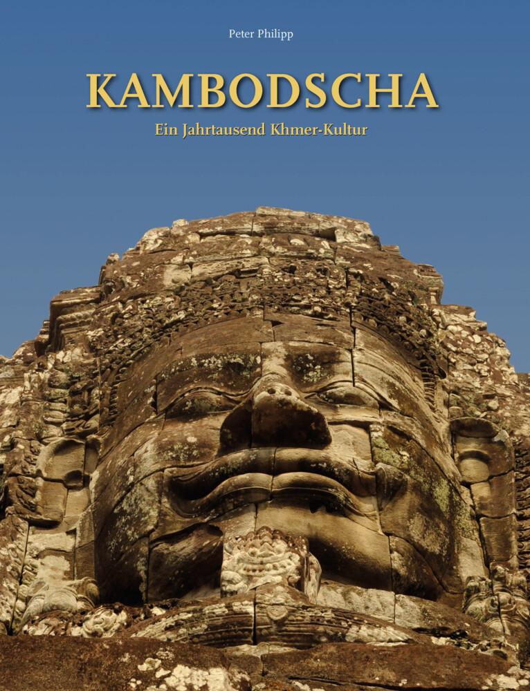 Kambodscha als Buch von Peter Philipp