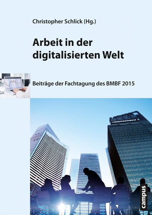 Arbeit in der digitalisierten Welt als eBook Do...