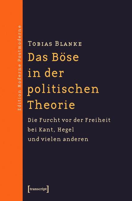 Das Böse in der politischen Theorie als eBook D...