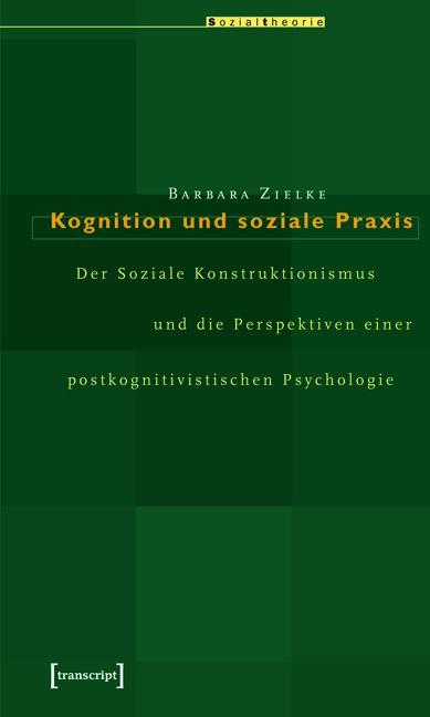 Kognition und soziale Praxis als eBook Download...