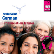Kauderwelsch Pronunciation Trainer German - Word by Word